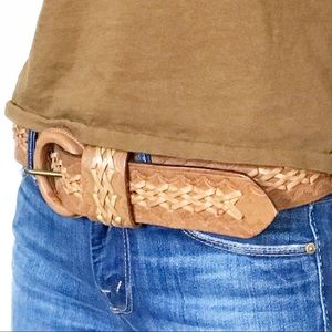 Banana republic leather belt S/M